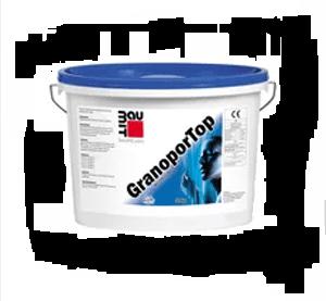Baumit GranoporTop 2R акрил. Короед 2.0 мм, 25 кг