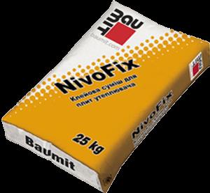 Baumit NivoFix клеевая смесь (ППС и МВ), 25кг