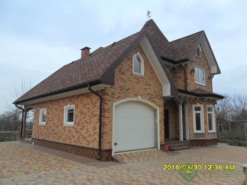 Дом «Сервус» по проекту Рокфор в Александровке