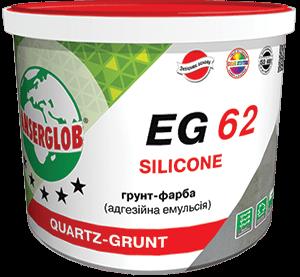 Anserglob EG-62 SILICONE грунт-краска, 10л