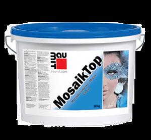 Baumit MosaikTop мозаичная 2,0мм, 25 кг