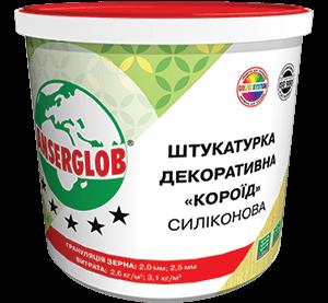 Anserglob силикон-короед 2.0 мм, 25 кг