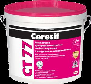 Ceresit CT 77 мозаичная 1.4-2.0 мм, 25 кг